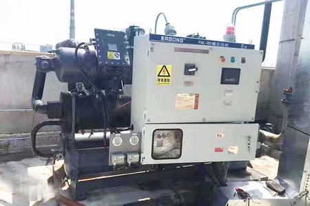 防爆水冷螺杆式冷水机组