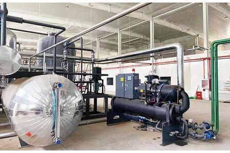 化工反应釜专用冷水机