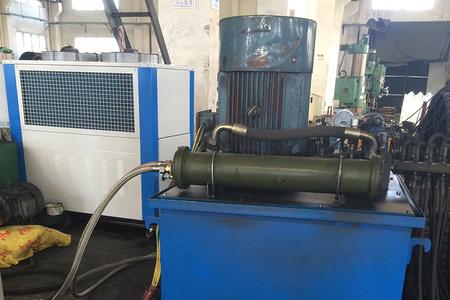 液压系统控温油冷机