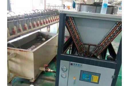 电镀行业配套冷水机