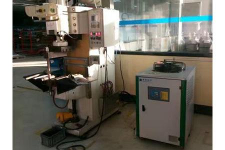 电阻焊机冷却方案(风冷式冷水机)
